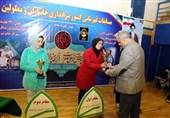 فارس قهرمان مسابقات تیراندازی جانبازان و معلولین بانوان کشور شد