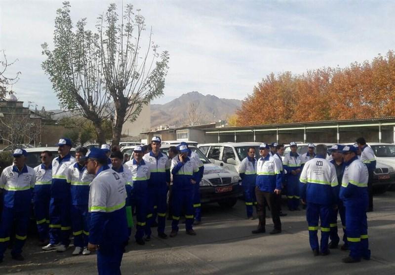 4 تیم بهداشتی همدان به مناطق زلزلهزده کرمانشاه و ایلام اعزام میشوند
