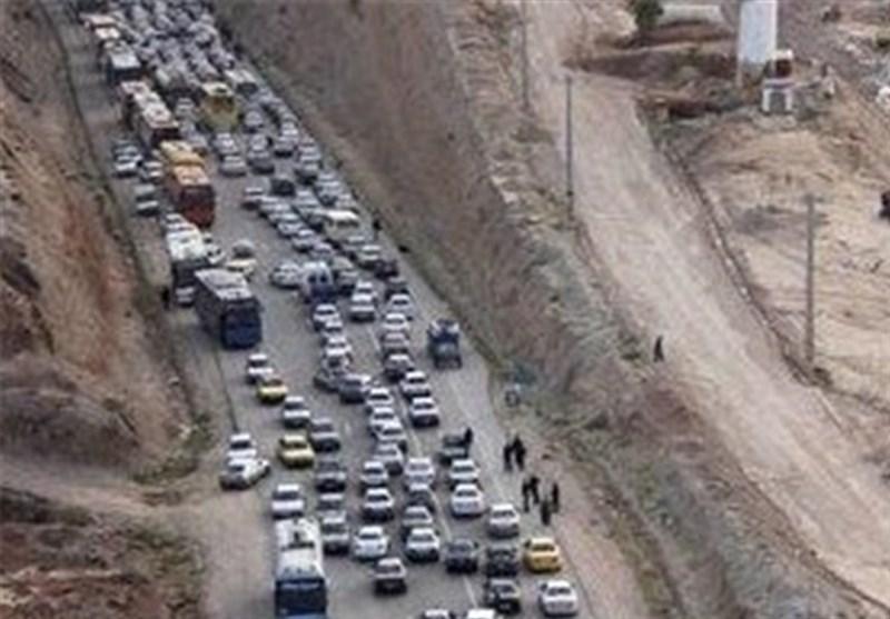 ترافیک اربعین