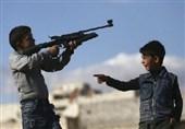 کودکان سرباز افغان