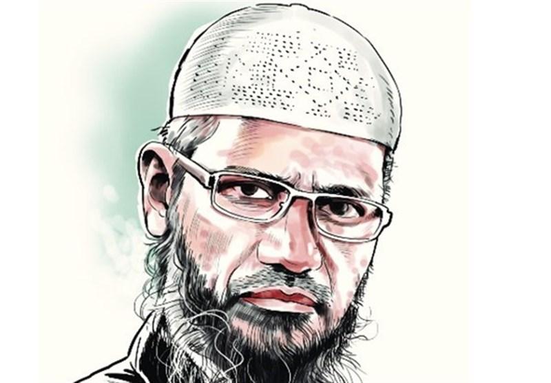 بھارتی انٹیلی جنس کا ذاکر نائیک پر خوفناک الزام عائد