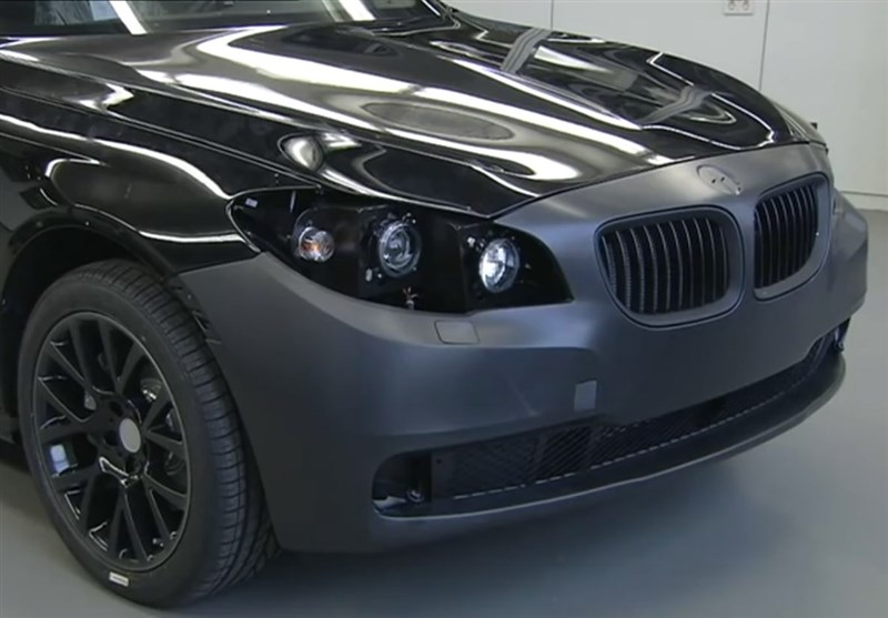 ویدئو/ نحوه استتار مدلهای جدید خودرو در تستهای اولیه