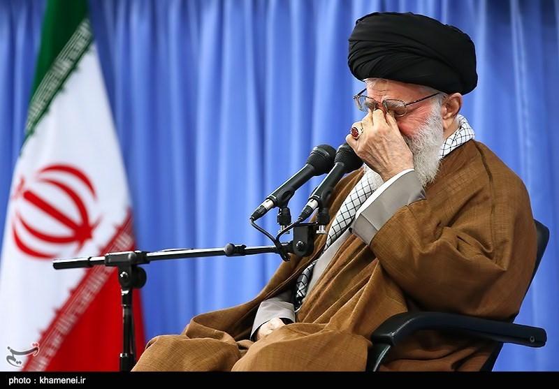 دیدار مردم اصفهان با رهبر معظم انقلاب