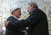 لاریجانی عراق