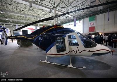 هشتمین همایش و نمایشگاه هوایی و هوانوردی کشور در کیش