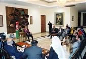 عبدالله: مبارزه با افراط گرایی نیاز مشترک افغانستان و پاکستان است + تصاویر