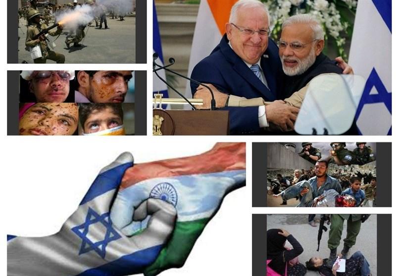 بھارت، اسرائیل اتحاد کا حریف کون!!! صہیونی صدر کا دورہ بھارت کس کے لئے خطرے کی گھنٹی؟