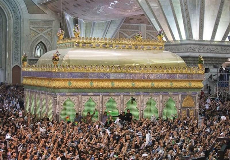 برگزاری مراسم سوگواری اربعین حسینی در حرم مطهر امام خمینی(ره)