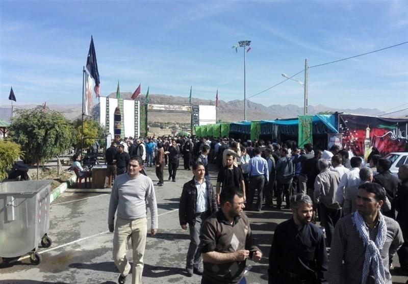 شهردار افتخاری مرز چذابه: ستاد اربعین خوزستان تا 28 صفر فعال است/ تردد نیم میلیون زائر از مرز چذابه به سفر کربلا