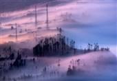 منظره آب رنگی؛ عکس روز نشنال جئوگرافیک