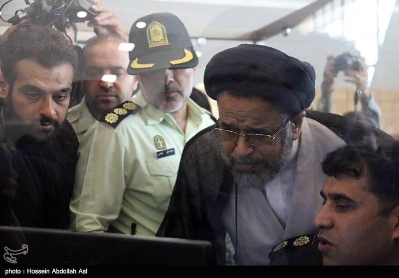 وزیر الامن: لاتوجد مشاکل امنیة عند الحدود بین ایران والعراق