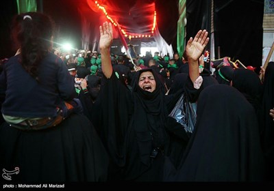 Shiite Muslims Converge on Karbala for Arbaeen Mourning Procession