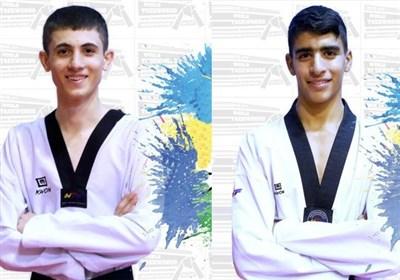 Tasnim News Agency Iranian Athletes Claim Silver Bronze At World Taekwondo Junior Championships
