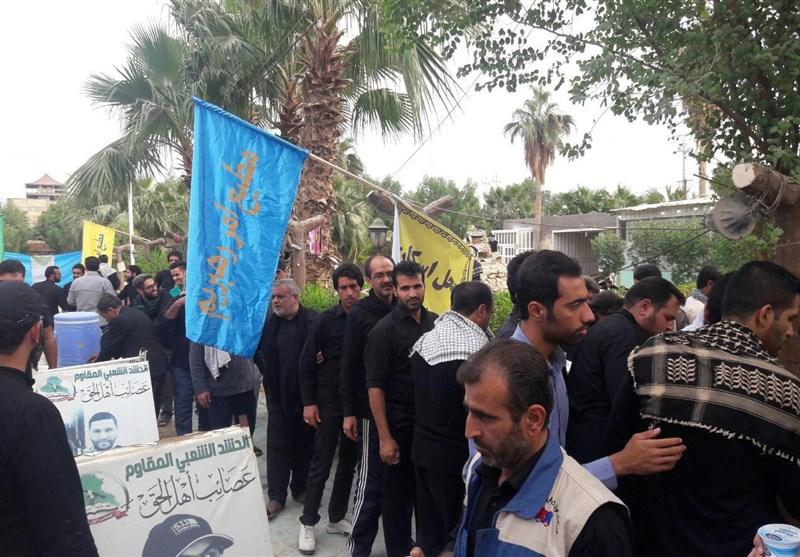 16 موکب توسط ستاد مردمی اربعین حسینی لرستان در کربلا و نجف برپا میشود