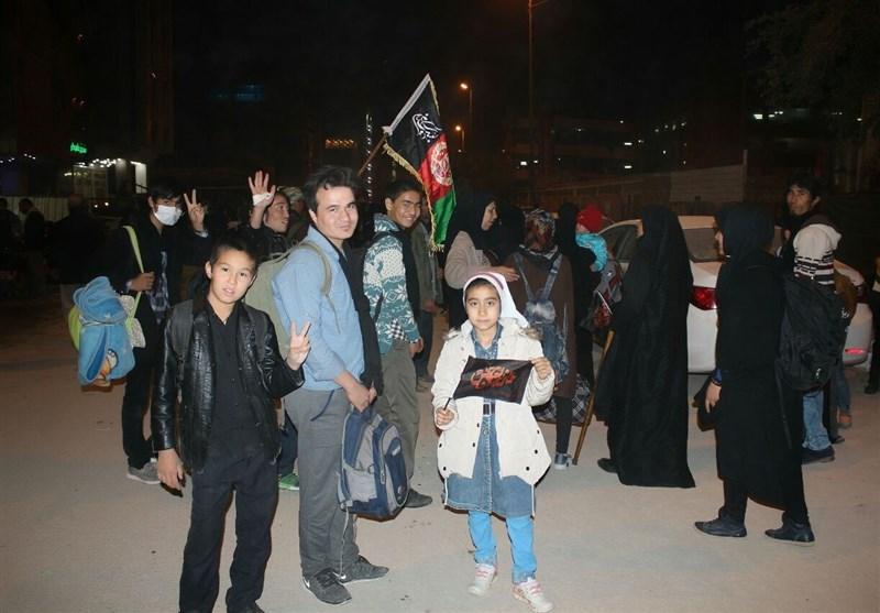 اینجا نجف اشرف؛ ایرانی و افغانستانی و عرب و عجم همه یک صدا فریاد میزنند یا حیدر(ع)