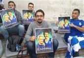 هواداران استقلال و منصور پورحیدری