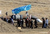 US Veterans Arrive at Pipeline Protest Camp in North Dakota
