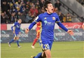 Iran's Azmoun Makes Champions League Team of Week