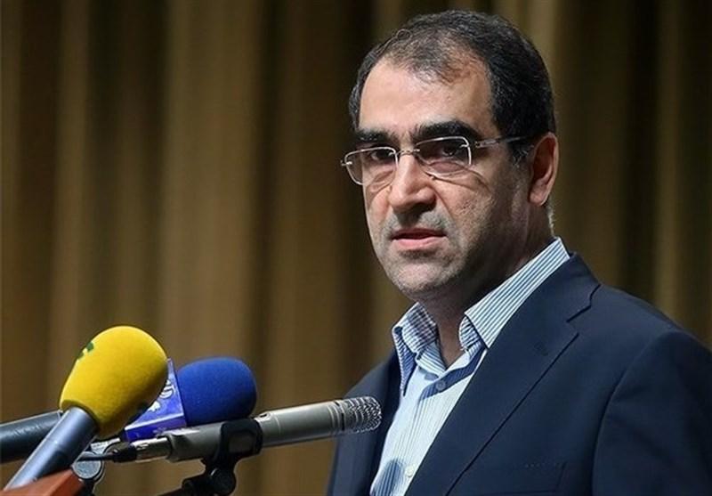 """وزیر بهداشت از """"مرکز جامع دیالیز"""" و """"مهرانه"""" زنجان بازدید کرد"""
