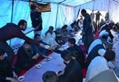 6000 زائر پاکستانی اربعین وارد سیستان و بلوچستان شدند
