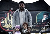 نخستین گروه زائران پاکستانی اربعین حسینی(ع) وارد سیستان و بلوچستان شدند+تصاویر