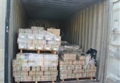 27 تن کالای قاچاق در بوشهر کشف شد
