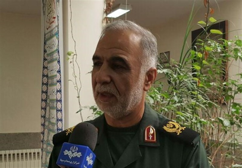 سردار ریحانی: سپاه به یاری زلزلهزدگان استان کرمانشاه شتافت
