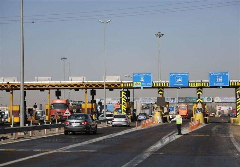 عوارض 30 هزار تومانی قطعه یک آزادراه تهران - شمال/ ادامه آزادراه همت - کرج تا پایان سال به بهرهبرداری میرسد