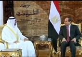 مسؤول أمنی مصری یزور الإمارات لتسویة التوتر فی العلاقات المصریة السعودیة