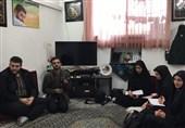 پدر شهید حاجی حتملو: اصحاب رسانه آرمانهای شهدای مدافع حرم را ترویج دهند