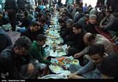 پذیرایی از زائران اربعین حسینی در همدان