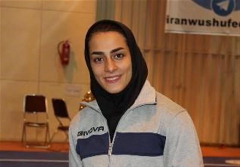هانیه رجبی به مدال برنز رسید