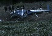 4 Police Killed after Helicopter 'Shot Down' in Rio