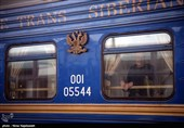 نخستین قطار گردشگری مسکو - مشهد