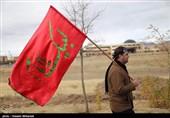 موکب شهدای اردبیل تا بازگشت زائران اربعین در مرز مهران برپا است