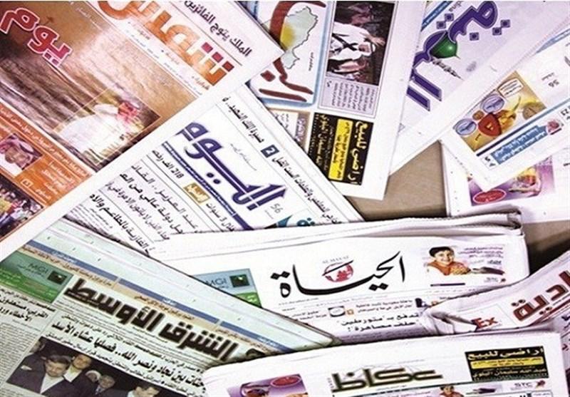 الصحف العربیة: میرکل فی العواصم العربیة..وتجریم لحرمان القطریین من فریضة الحج