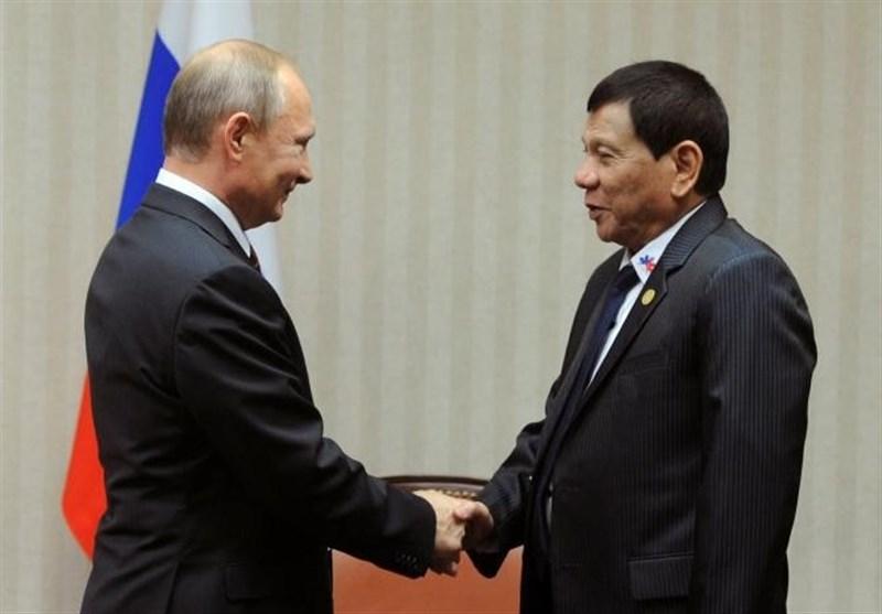 رئیس جمهور فیلیپین دورویی غرب را محکوم کرد