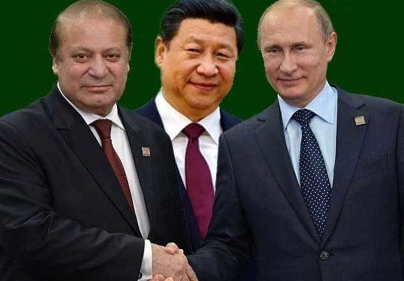 پاک، چین و روس