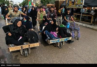 حال و هوای کربلا قبل از اربعین حسینی