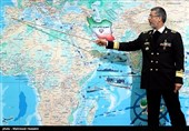 Commander: Iranian Navy Ready to Cross Atlantic Ocean