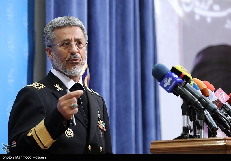 Commander Highlights Iranian Navy's Role in Security of Northern Indian Ocean