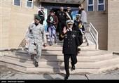 افتتاح نمایشگاه نظامی پاکستان با حضور دریادار سیاری