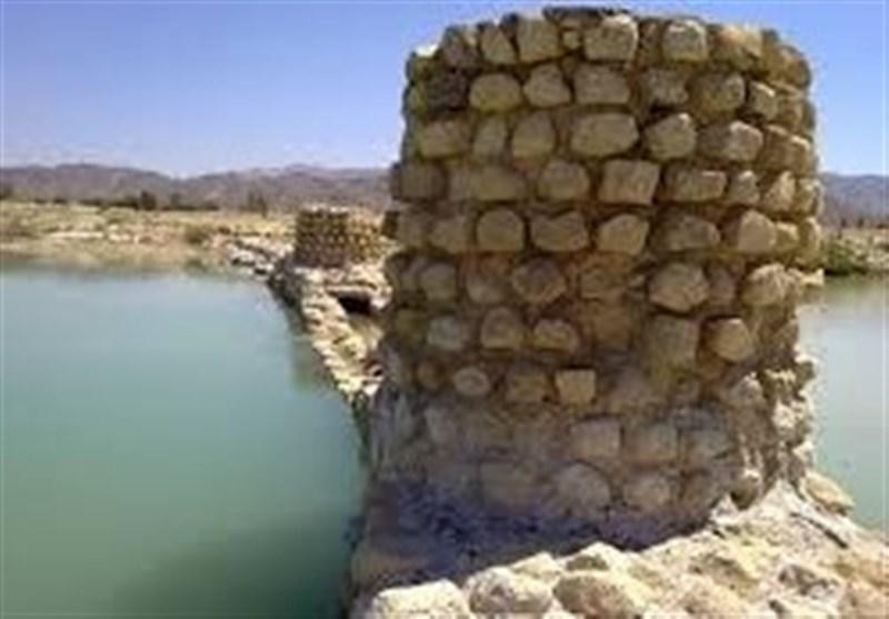 ساختار آبیاری ساسانیان بررسی شد