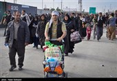آخرین آمار بازگشت زائران اربعین حسینی به کشور/جمعآوری اکثر موکبها تا امشب