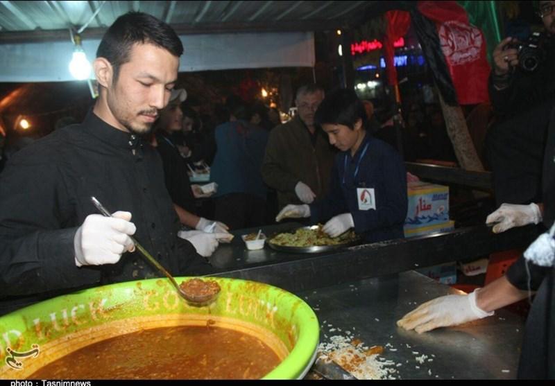 موکب افغانستان در کربلا10