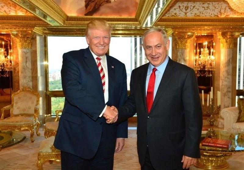 نتانیاهو ترامپ
