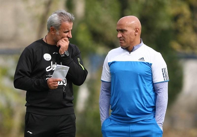 خرمگاه: برای این فوتبال متأسفم که «این آقا» مربیاش است/ بارها به مرفاوی گفتهام چرا با او کار میکند