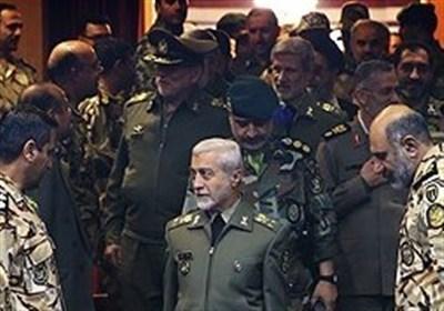 عکس / دو فرمانده جدید ارتش در یک قاب