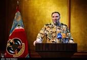 امیر حیدری: نزاجا تمام تحرکات دشمن را رصد میکند