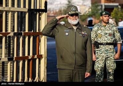 امیر احمدرضا پوردستان جانشین جدید فرمانده کل ارتش